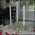 Dripless Taper Candles